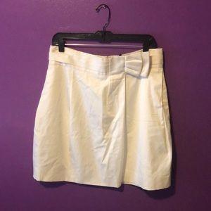 BCBG MaxAzaria White Skirt - Size 12